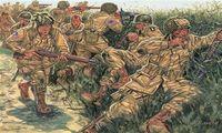 "Набор миниатюр ""Американские снайпера"" (масштаб: 1/72)"
