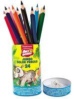 "Цветные карандаши ""Artberry. Jumbo"" (24 цвета; с точилкой)"
