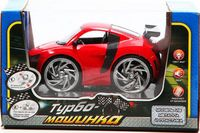"Машинка ""Турбо"" (арт. ZYB-B0677-1)"