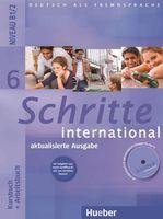 Schritte international 6. Kursbuch + Arbeitsbuch + CD