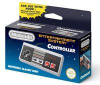 контроллер Nintendo Classic Mini: NES