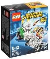 "LEGO Super Heroes ""Чудо-женщина против Думсдэя"""