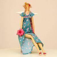 "Кукла ""Принцесса с цветком"""
