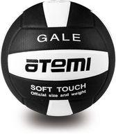 """Мяч волейбольный Atemi """"Gale"""" №5 (чёрно-белый)"""