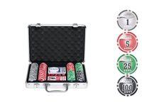 """Набор для покера """"NUTS"""" (200 фишек)"""