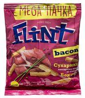 """Сухарики пшенично-ржаные """"Flint. Бекон"""" (110 г)"""