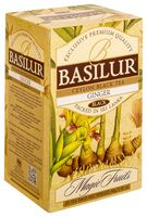 """Чай черный """"Basilur. Имбирь"""" (20 пакетиков)"""