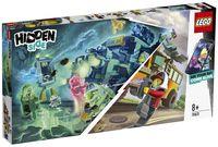 """LEGO Hidden Side """"Автобус охотников за паранормальными явлениями 3000"""""""