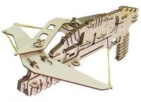 """Сборная деревянная модель """"Арбалет средний"""" (многозарядный; арт. ПМ17-04)"""