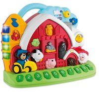 """Развивающая игрушка """"Говорящая ферма"""" (со световыми эффектами)"""