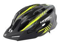 """Шлем велосипедный """"Ventiqo"""" (L; чёрно-жёлтый; арт. Q090351L)"""