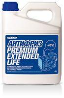 Антифриз Premium Extended Life (aqua; 4 л; арт. RW4066)
