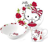 "Набор для завтрака ""Hello Kitty Poema"" (3 предмета)"
