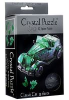 "Пазл ""3D. Зелёный автомобиль"" (53 элемента)"