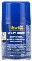"""Эмаль аэрозольная для моделей """"Spray Color"""" (чёрная; 100 мл; арт. 34302)"""