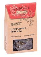 "Чипсы овощные ""Ecospase. Спирулина-гречиха"" (40 г)"