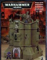 "Ландшафт ""Warhammer 40.000 Scenery: Imperial Bastion"" (64-35)"
