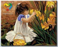 """Картина по номерам """"Аромат цветов"""" (400x500 мм; арт. HB4050069)"""