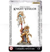 "Миниатюра ""Warhammer AoS. Stormcast Eternals Knight-Vexillor"" (96-18)"
