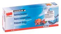 Набор пакетов для замораживания (35 шт.; 230х240 мм)