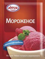 """Мороженое сухое """"Aleva. С ароматом малины"""" (75 г)"""