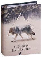 """Тетрадь со сменным блоком """"Природа. Double Exposure"""" (120 листов)"""