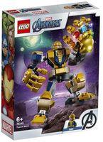 "LEGO Super Heroes ""Танос: трансформер"""