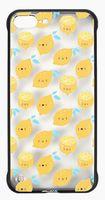 "Чехол для iPhone 8 plus ""Lemons"" (прозрачный)"