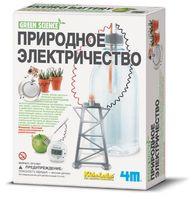 """Набор для опытов """"Природное электричество"""""""