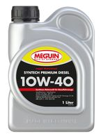 """Масло моторное """"Megol Syntech Premium Diesel"""" 10W-40 (1 л)"""