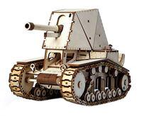 """Сборная деревянная модель """"Танк СУ-18"""""""