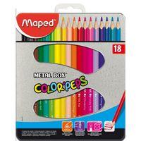 """Набор карандашей цветных """"Color Peps"""" (18 цветов)"""