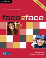 Face2Face. Elementary. Workbook without Key