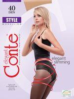 """Колготки женские корректирующие """"Conte. Style 40"""""""