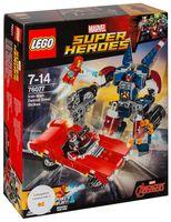 """LEGO Super Heroes """"Железный человек: Стальной Детройт наносит удар"""""""