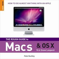 The Rough Guide to Macs and OS X