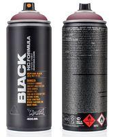"""Краска аэрозольная """"Black. Amethyst"""" (бордовая; 400 мл)"""