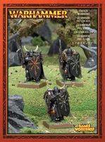 """Малый набор миниатюр """"Warhammer. Chaos Warriors"""" (35-28)"""