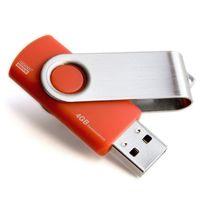 USB FlashDrive 16Gb Goodram Twister USB 2.0 (красная)