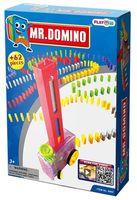 """Игровой набор """"Машинка-домино"""" (62 детали; арт. 9400)"""
