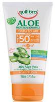 """Крем солнцезащитный для тела """"С комплексом Prosun-UV. 40% Aloe Vera"""" SPF 50 (150 мл)"""