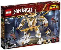 """LEGO Ninjago """"Золотой робот"""""""