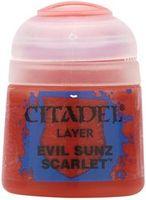 Paint Pots: Evil Sunz Scarlet 12ml (22-05)