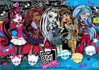 """Пазл """"Monster High 3"""" (260 элементов)"""