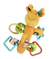 "Мягкая игрушка-пищалка ""Жирафик"""