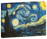 """Обложка для зачетной книжки """"Звездная ночь"""""""