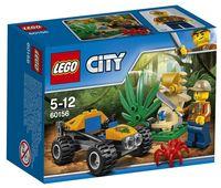 """LEGO City """"Багги для поездок по джунглям"""""""