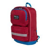 Рюкзак П2303 (красно-васильковый)