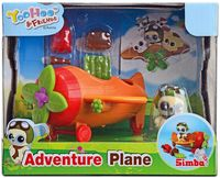 "Игровой набор ""YooHoo & Friends. Adventure Plane"" (5 см)"