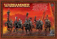 "Набор миниатюр ""Warhammer FB. Chaos Marauder Horsemen"" (83-08)"